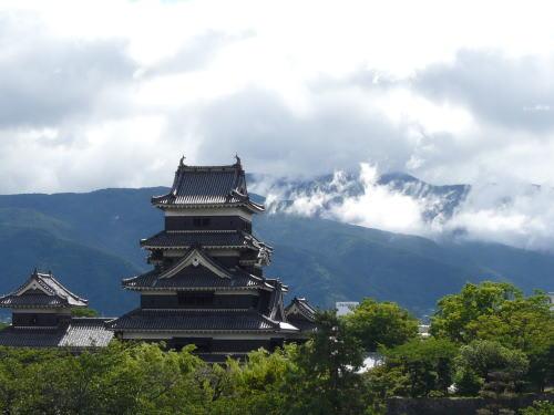 松本城 2008/6/30
