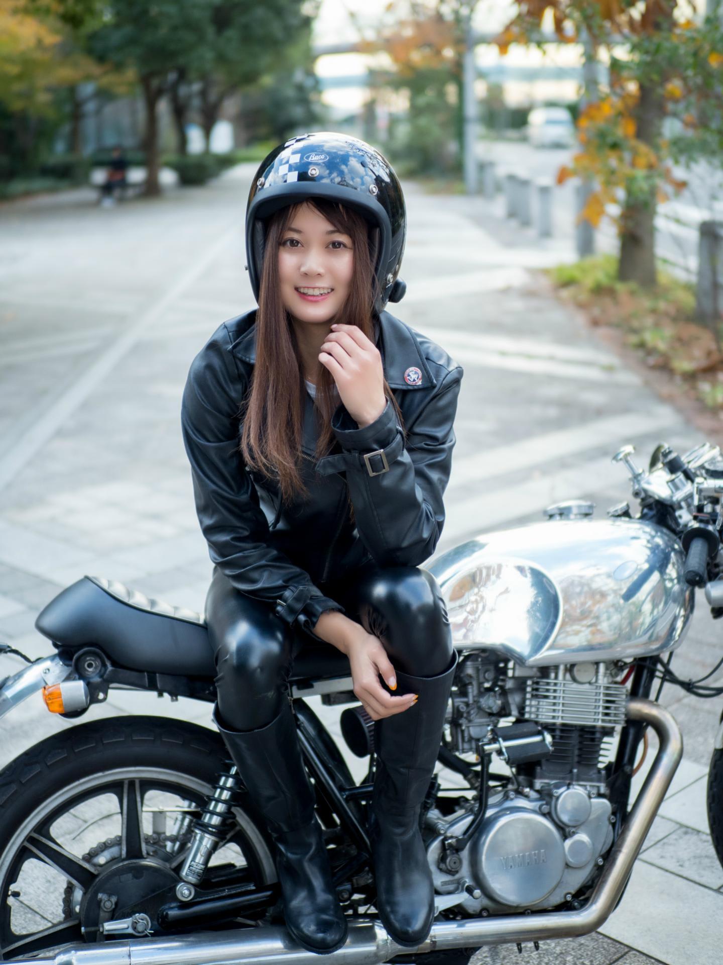 柳原ゆうさん Festasole Bike撮影会 2016年12月3日 Vol 4 無断転載、無断2次利用禁止です