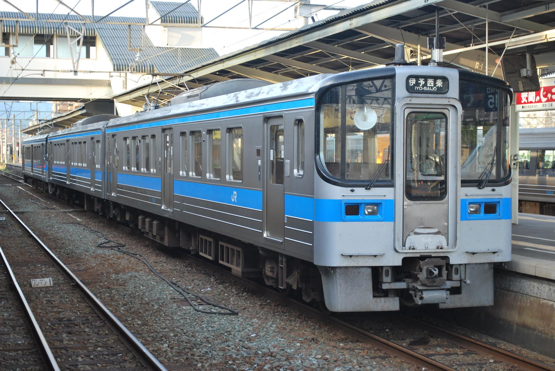JR四国7000系電車