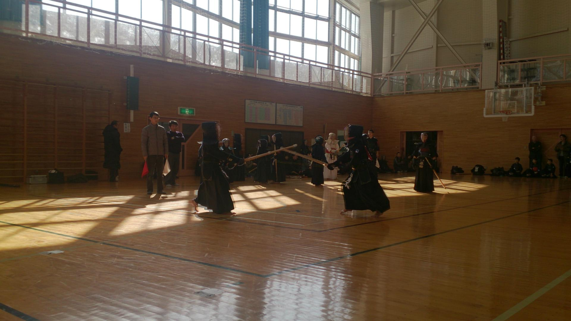朝日町で・・・ - 吉剣剣士の徒然物語