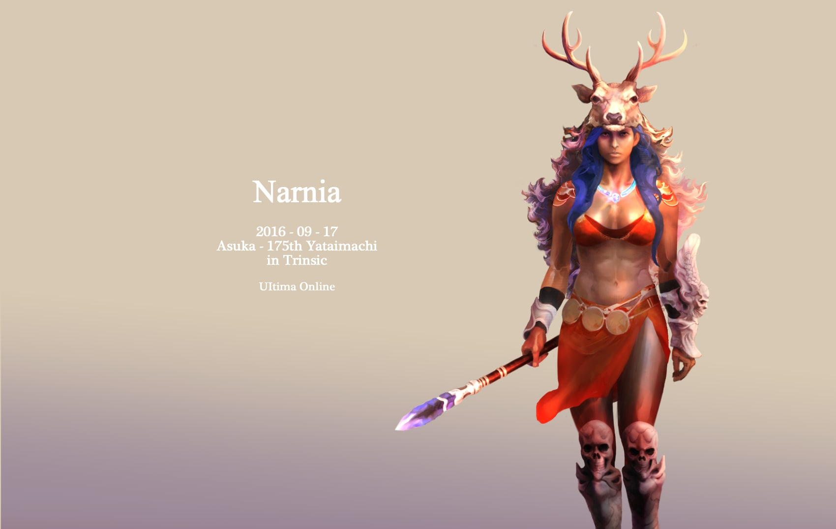 Narniaさん