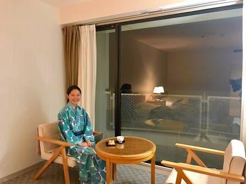 「安芸グランドホテル」に行ってきました
