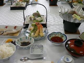 ほかほかお料理!