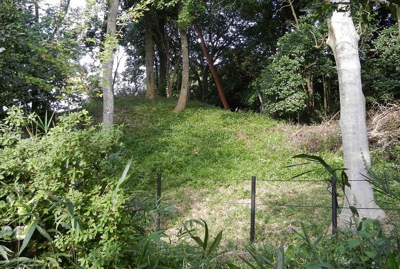 ウワナベ古墳陪冢い号