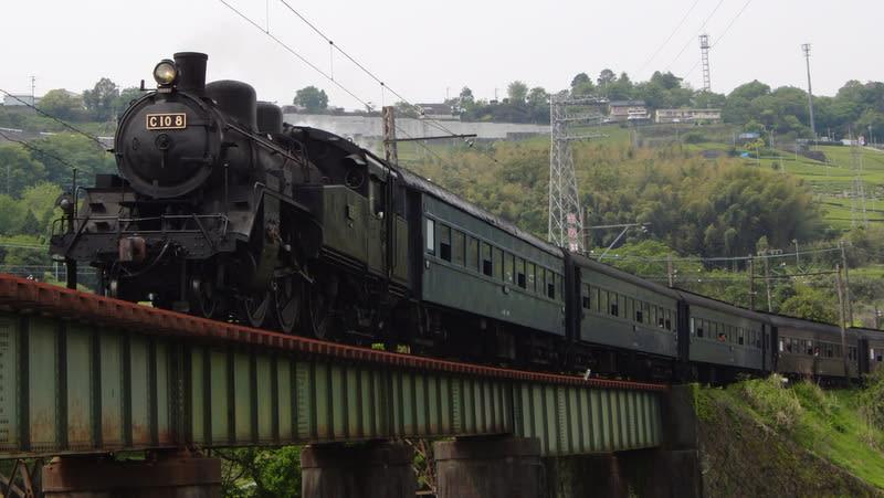 大井川鐵道C10