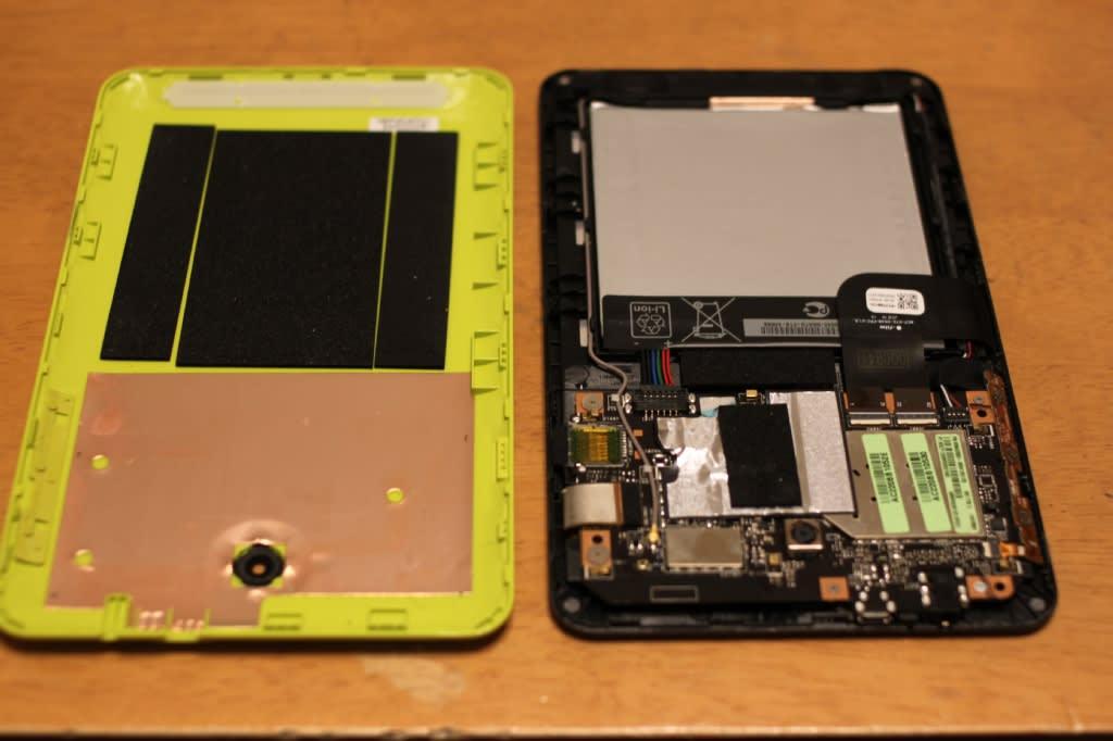 今更Nexus7(2012)をアップデート | ぬこ八ぶろぐ