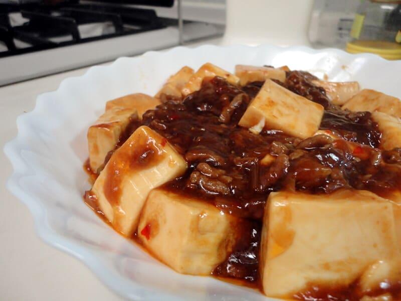 06月14日 麻婆豆腐