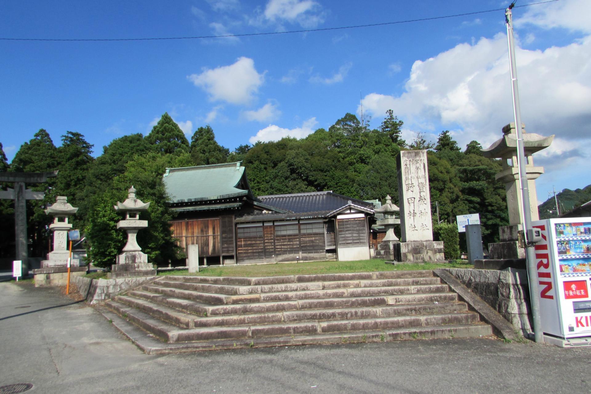 山口市、野田神社・豊栄神社・今八幡宮、八坂神社 - 旅行 写真 ...