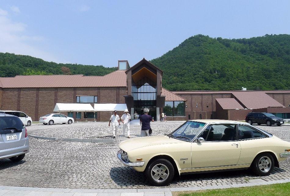 福島県立美術館(2013年8月)