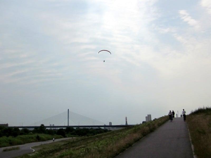 A_paraglider