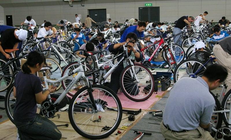 自転車の 自転車 資格 実務経験 : 私は電動自転車を使用したこと ...