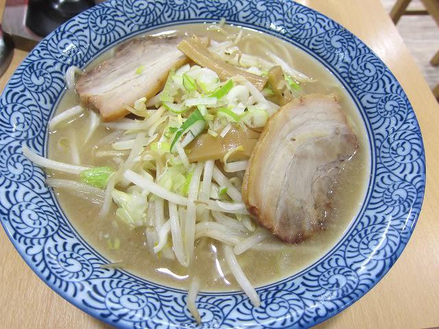 野菜らー麺