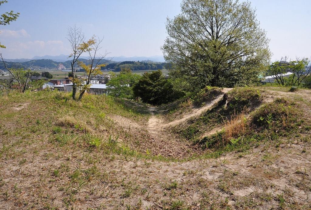 馬塚古墳埋葬施設跡