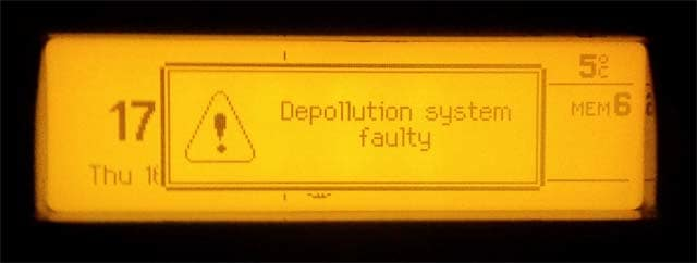 Depollution System Faulty - C4 - Technical - Citroen Owners Club ...