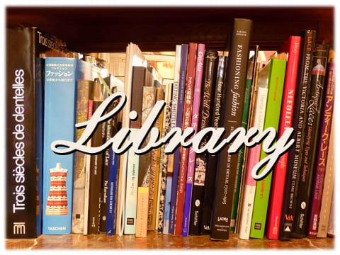 Libraryのページへ