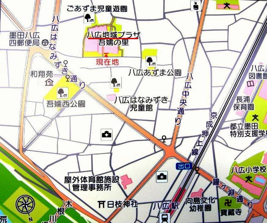東京都墨田区墨田4丁目 - Yahoo!地図