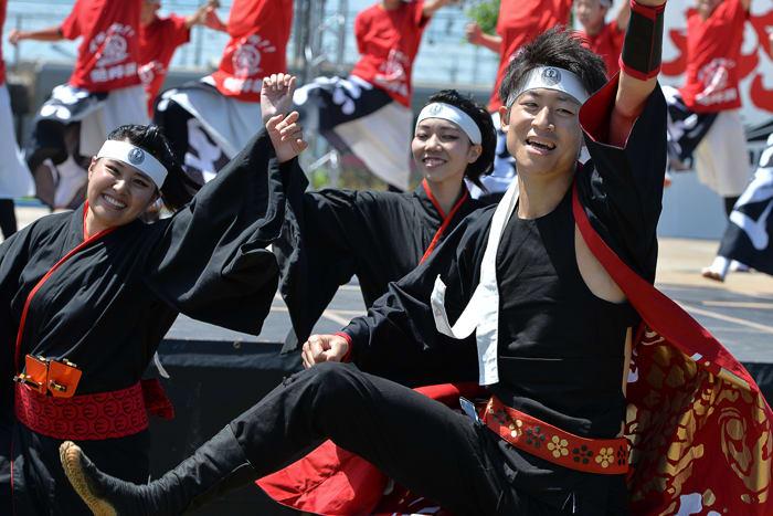 犬山踊芸祭2015 笑゛ 其の一