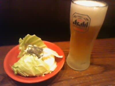 上野De晩飯