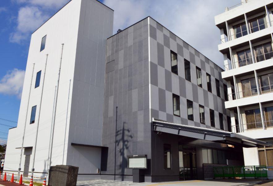 愛知県高浜市 市役所本庁舎は新築の民間ビル─毎日新聞より ...