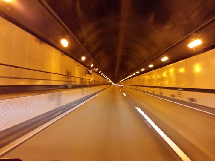 笹子トンネル - ラジコン日記(F3A)