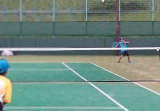 豊川クラウンジュニアでソフトテニスを楽しもう!