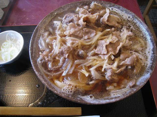 肉うどん(大)