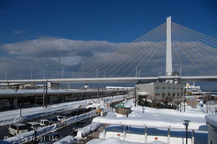 2011-2-2・3 東北新幹線(盛岡-新青森)・奥羽本線(青森-弘前 ...