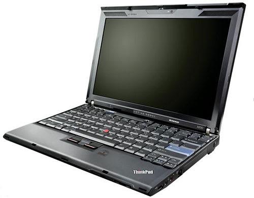 Lenovo ThinkPad X200 CTO - 東京絵の具