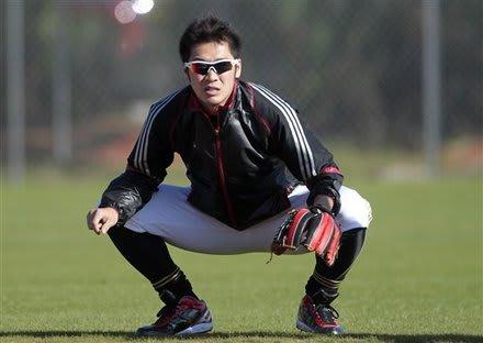 《 今季の西岡剛遊撃手の目標は、全試合出場と共に出塁すること、それに無失... ツインズは、西岡