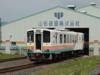 JRの小さな旅ホリデーパスを使い、仙山線、奥羽線(山形線)で赤湯駅を往復... JG7WDI 鉄