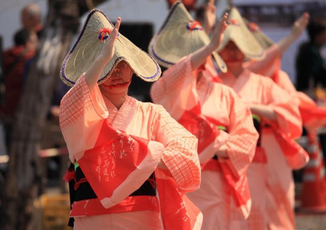 倉敷音楽祭 (越中おわら節) - ...