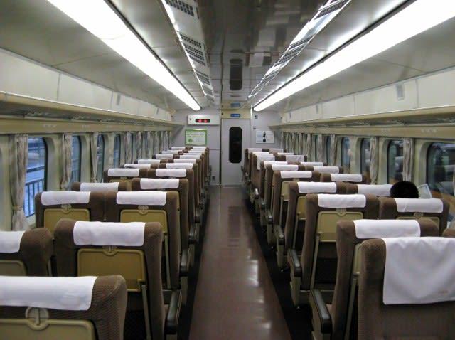 新幹線0系博多南線