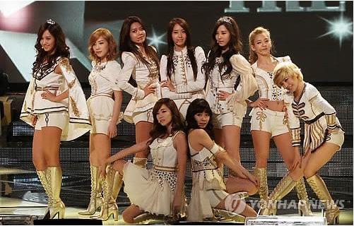 韓流、K-POP、少女時代 少女時代 韓国人気ガールズグループ少女時代のニューシングル「PAPA