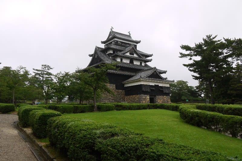松江城の歴代城主 - ROSSさんの大阪ハクナマタタ