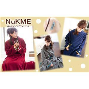NuKME(ヌックミィ) 2011年Ver 男女兼用フリーサイズ(180cm) ノルディック ワイン