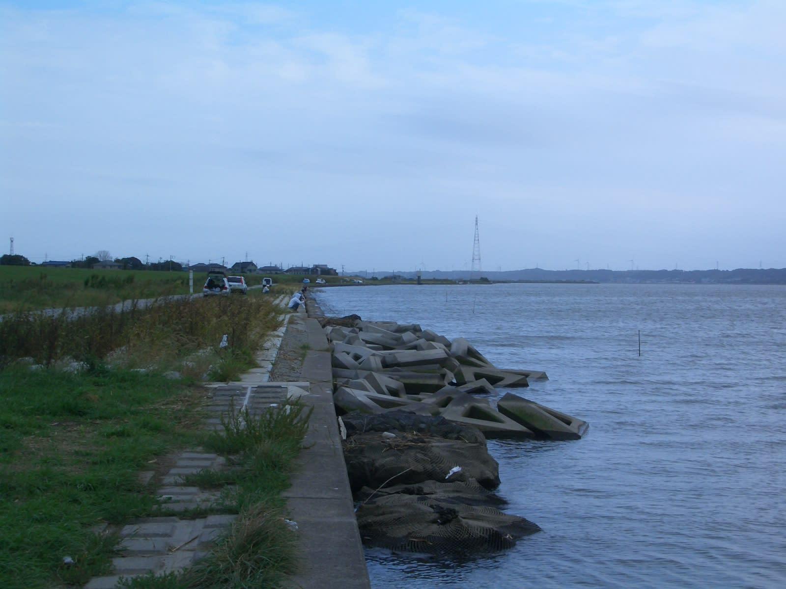常陸川、利根川でハゼ釣り - 小見川 高橋つり具 ブログ