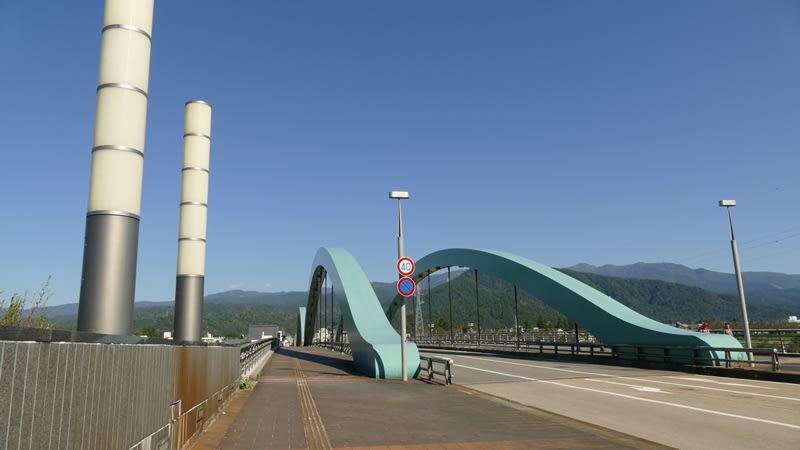 九頭竜川に架かる橋