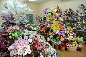 コサージュわたぼうし 運営 造花ココーフラワー横浜 実店舗 ショールーム