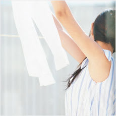 女性の下着の洗濯頻度って?