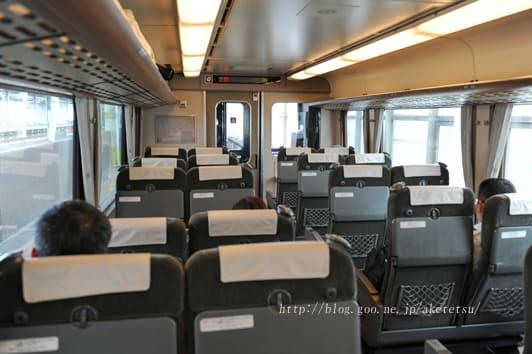2012.7.20 スーパーおき3号 - マニアが本物の鉄道員になりました