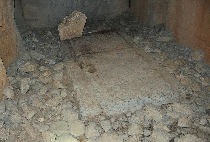 越塚古墳石棺
