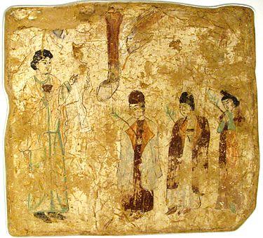 聖枝祭 ▲7~8世紀頃の中国でのネストリウス派の祭礼(聖枝祭を描いたもの) ●... 2015年