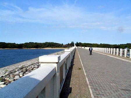 自転車道 埼玉県 自転車道 整備 : 狭山湖(村山貯水池)へ ...