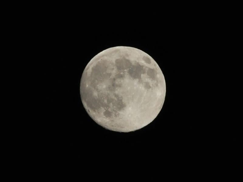 09月22日 仲秋の名月