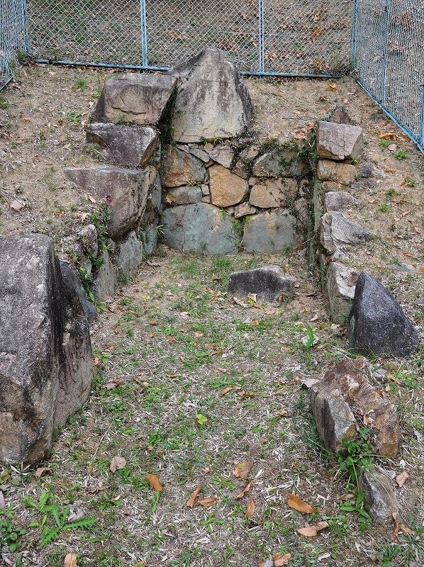 忍坂2号墳石室