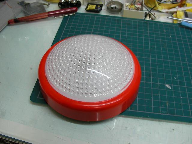 非常用LEDライト製作
