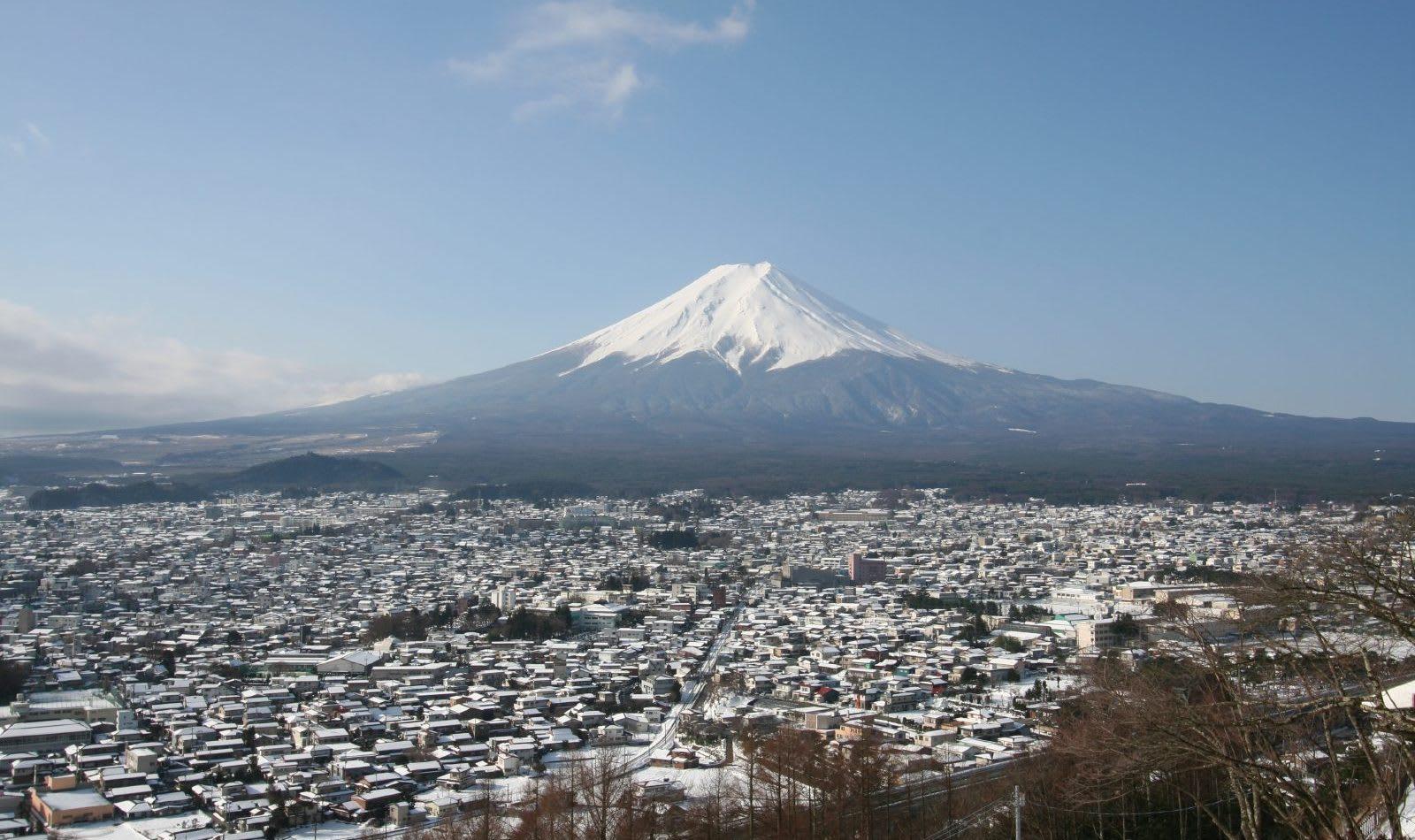 まいにち富士山」・・・その後 - 岩手の頑固親父