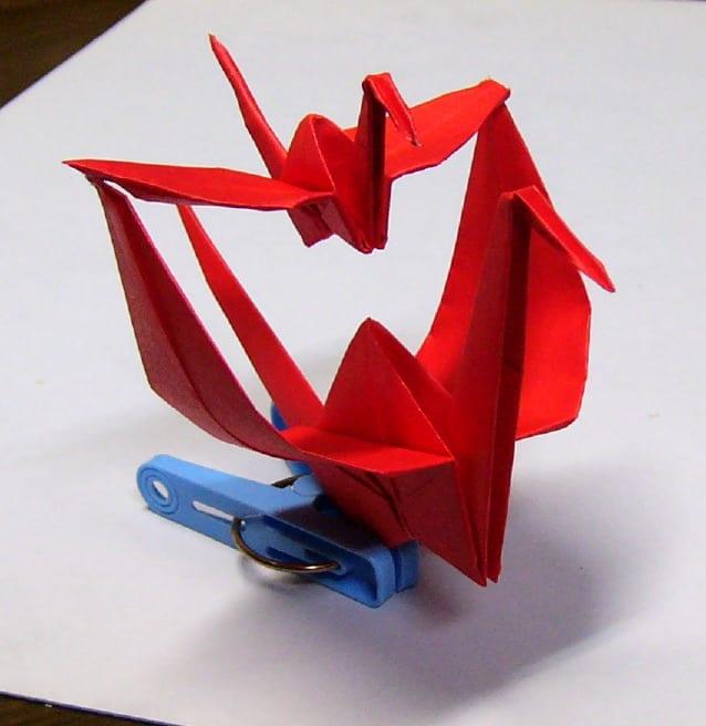 クリスマス 折り紙 難しい折り紙 : blog.goo.ne.jp
