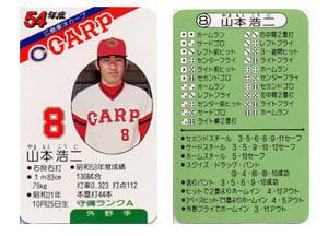 「プロ野球カード サイコロ」の画像検索結果