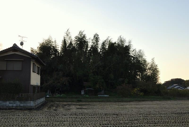 フサギ塚古墳東